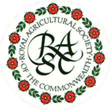 Royal Agricultural Society of the Commonwealth\RUAS logo